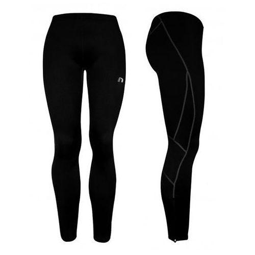 Newline Damskie długie spodnie kompresyjne base dry n comfort tights, xs (5705375454063)