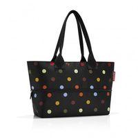 Reisenthel - torba shopper e1 - dots
