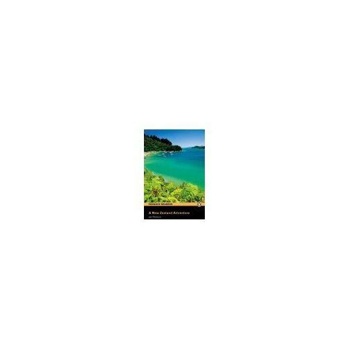 A New Zealand Adventure plus Audio CD Penguin Readers Original (9781405880664)