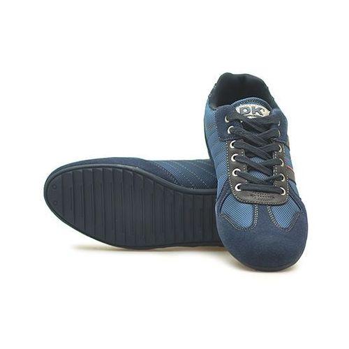 Sneakersy 5001 granatowe, Dk