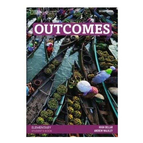 Outcomes A1.2/A2.1: Elementary - Student's Book + DVD-ROM (2018)