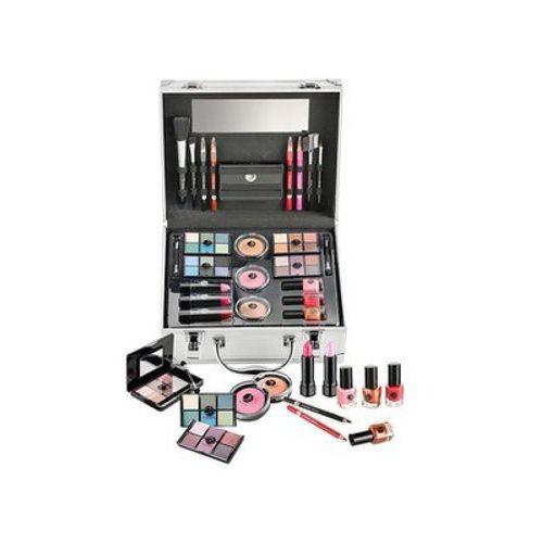 all about beauty train case zestaw complete makeup palette dla kobiet marki 2k