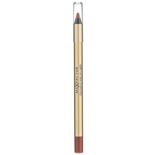Max factor colour elixir colour elixir konturówka do ust odcień 14 brown n nude 5 g