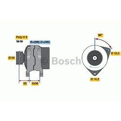 Alternatory samochodowe  BOSCH iParts.pl