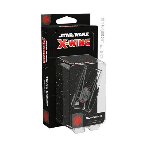 Rebel Star wars: x-wing tie/vn silencer druga edycja (5902650612648)