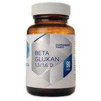 Kapsułki Beta Glukan 1,3/1,6D 90 kaps