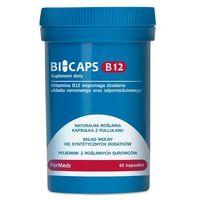 BICAPS B12, FORMEDS 60 KAPSUŁEK WITAMINA B12