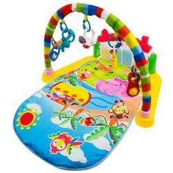 Interaktywna mata edukacyjna z zabawkami + pianino iBaby 525-003
