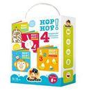 CzuCzu  Hop Hop Box  Zestaw książeczek 9788364039959  Hop Hop Box  Zestaw książeczek