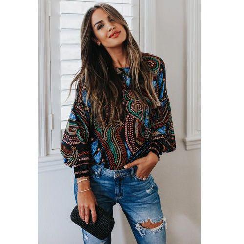 Koszula damska SIGNIA, kolor wielokolorowy