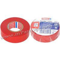 Tesa Taśma izolacyjna pcv 53947 19mm x 20m czerwona