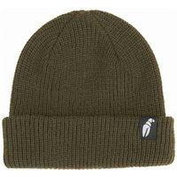 czapka zimowa CRAB GRAB - Claw Label Beanie Brown (BRN)