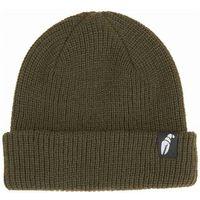 czapka zimowa CRAB GRAB - Claw Label Beanie Brown (BRN) rozmiar: OS