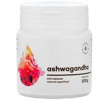 Tabletki Ashwagandha 400mg 200 tabl.