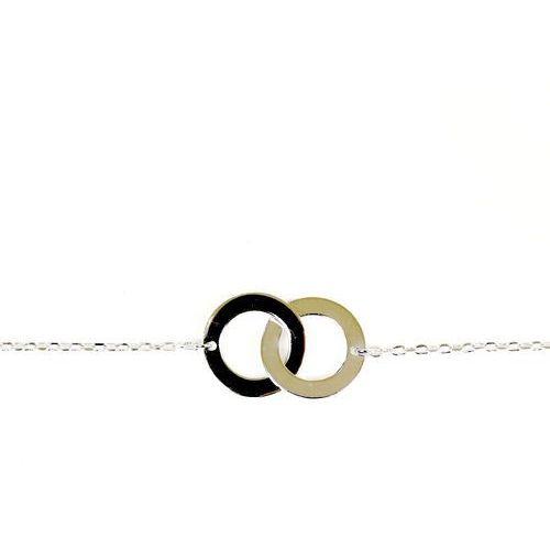 b86161ed48eed8 Bransoletka srebrna SB.021.03 SAXO Biżuteria damska ze srebra, kolor szary  - Galeria produktu ...