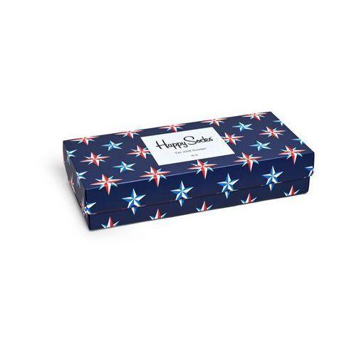 Zestaw Skarpet Happy Socks Giftbox Nautical Żeglarskie M