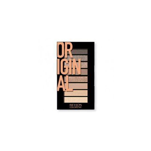 Revlon Colorstay Look Book, paleta cieni, 900 Original, 3,4g - Genialny upust