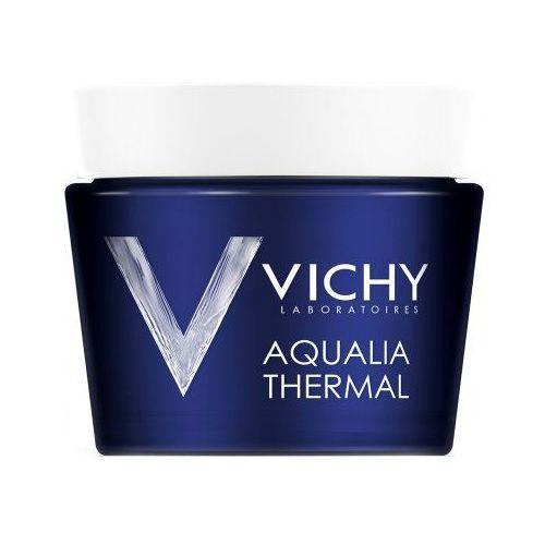 Vichy aqualia thermal night spa (w) orzeźwiający żel na noc do twarzy 75ml