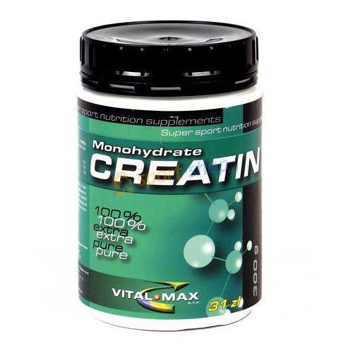 Creatin monohydrate - 300 g Vitalmax