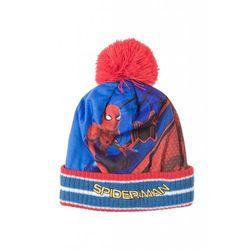 Czapka chłopięca 1x35ae marki Spiderman