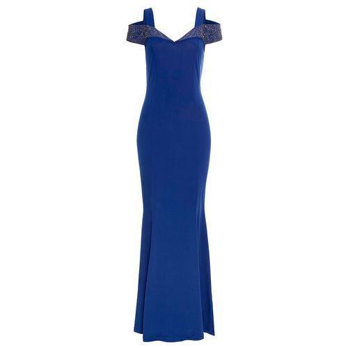 06cb83a44c Suknie i sukienki (niebieski) - ceny   opinie - sklep SkladBlawatny.pl