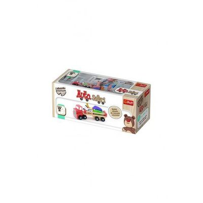 Zabawki drewniane Trefl 5.10.15.
