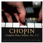 Brilliant classics Complete piano sonatas 1-2-3 (5028421952093)