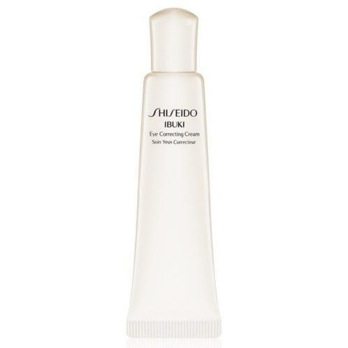 Shiseido nawilżający krem pod oczy na zmarszczki, obrzęki i cienie pod (eye correcting) ibuki (eye correct