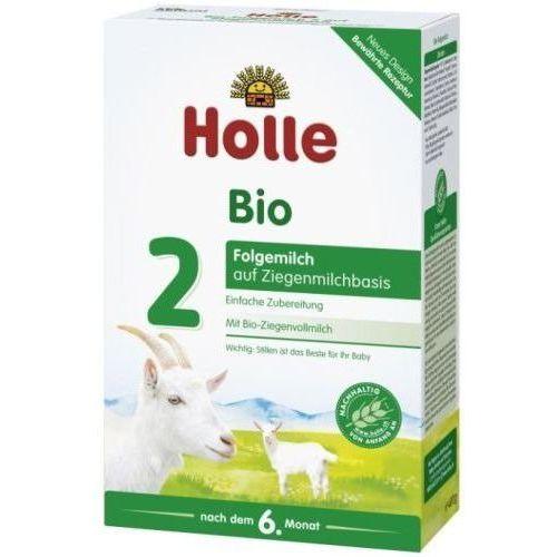 Mleko 2 dla niemowląt na bazie mleka koziego od 6 miesiąca 400g eko Holle - Najtaniej w sieci