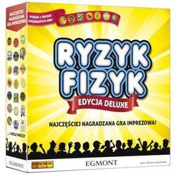 Gra ryzyk fizyk + prezent do zakupów za min.30 zł. marki Egmont