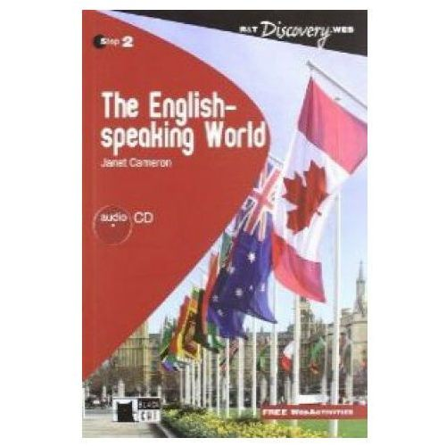 The English Speaking World Książka + Cd Step 2 (128 str.)