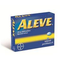 Aleve 24 tabletek powlekanych, 0,22 g (5909990775637)