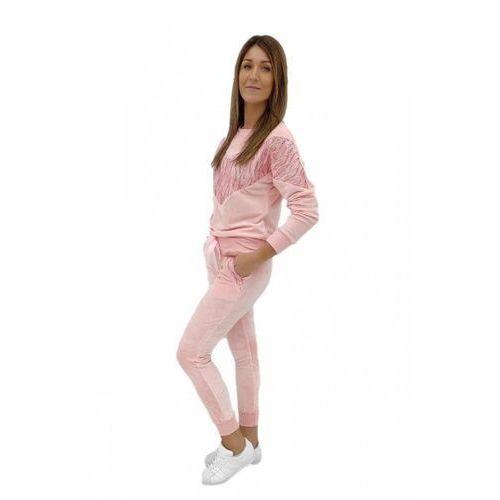 sunset in malibu light pink wj8839 dres damski marki Vittoria ventini