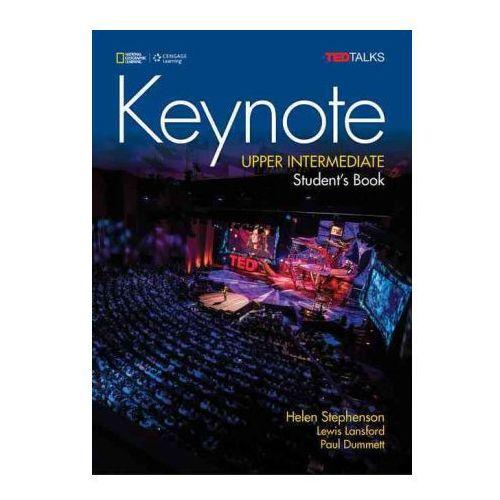 Keynote B2 Student's Book with DVD -ROM*natychmiastowawysyłkaod3,99, Heinle