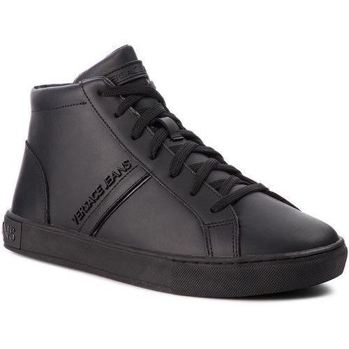 Sneakersy jeans - e0ysbsm1 70819 899, Versace, 40-44