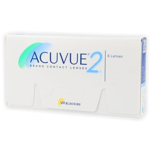 Johnson & johnson Acuvue 2 6szt.