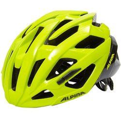 Alpina Valparola RC Kask rowerowy zielony 51-56cm 2018 Kaski rowerowe