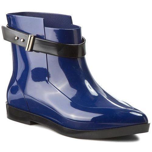 Kalosze - francoise+jason wu a 31778 blue/black 50925 marki Melissa
