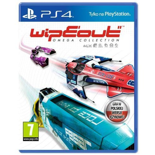 Gra PS4 WipEout: Omega Collection
