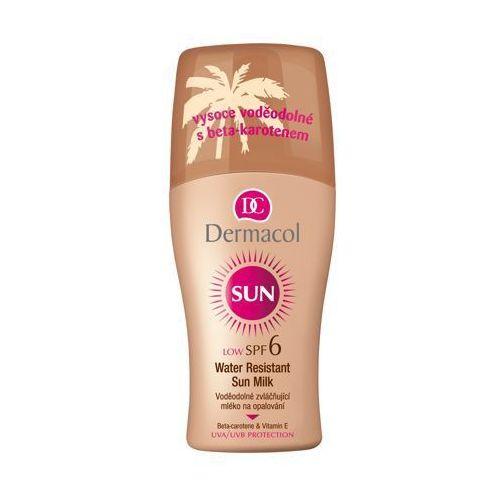 Dermacol sun milk spray spf6 200ml w opalanie