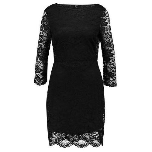 Vero moda sukienka 'petunia' czarny