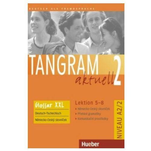 Tangram Aktuell 2, Lektion 5 - 8:: Glossar Xxl Deutsch - Tschechisch