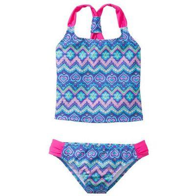 4F Kostium kąpielowy dla małych dziewczynek JKOS100z