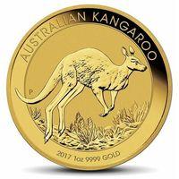 Moneta Australijski Kangur 1 uncja złota
