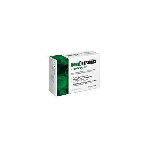 Venodetramax z kasztanowcem x 60 tabletek - Najlepsza oferta