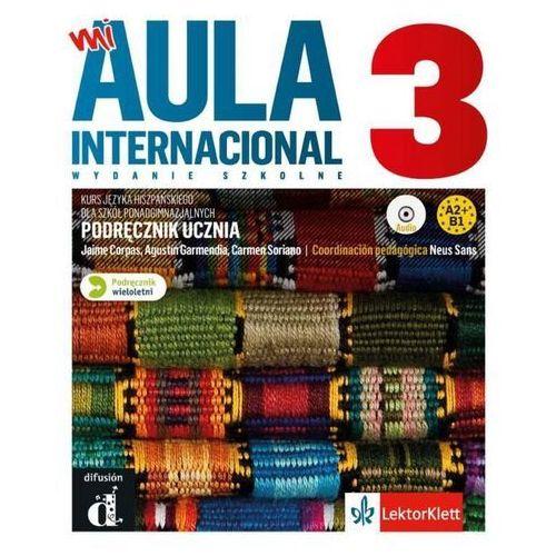 Mi Aula Internacional 3 podr. wieloletni + CD (9788380634848)