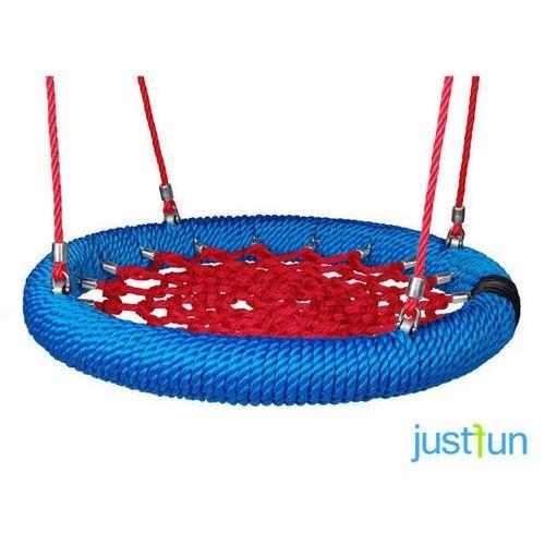 Just fun Bocianie gniazdo 100 cm - niebiesko-czerwony