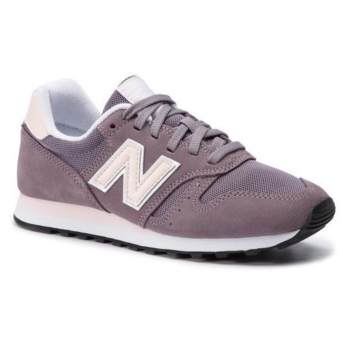 New balance Sneakersy - wl373pwp fioletowy