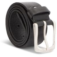 Pasek Męski WRANGLER - Metal Kabel Belt W0B59U101 85 Black
