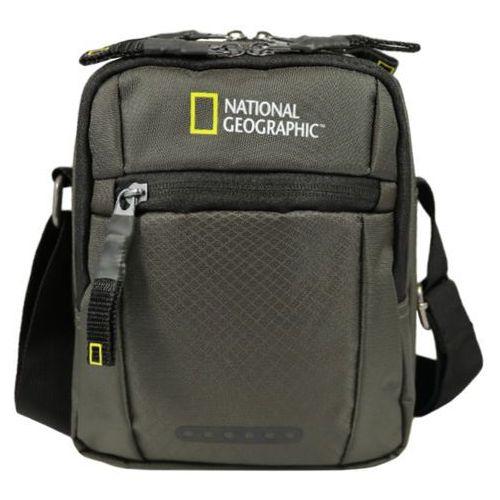 National Geographic TRAIL torba na ramię / RFID / N13403 khaki - Khaki (4006268624084)
